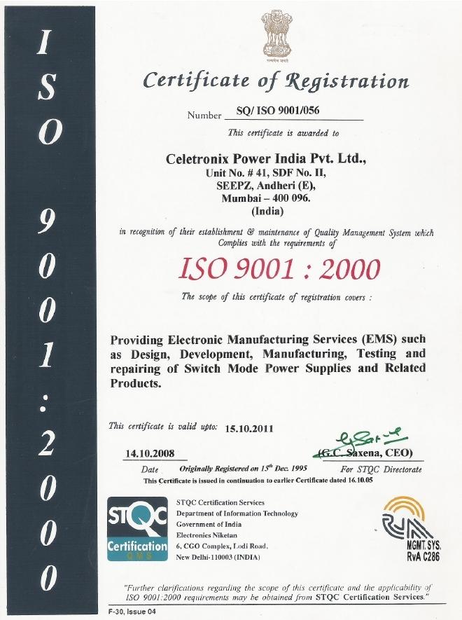 eos power inc