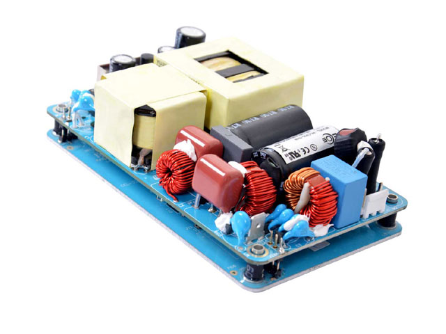 Medical Grade MWLC550 Power Supplies