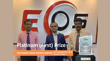 Quality Systems Excellence Awards by FICCI