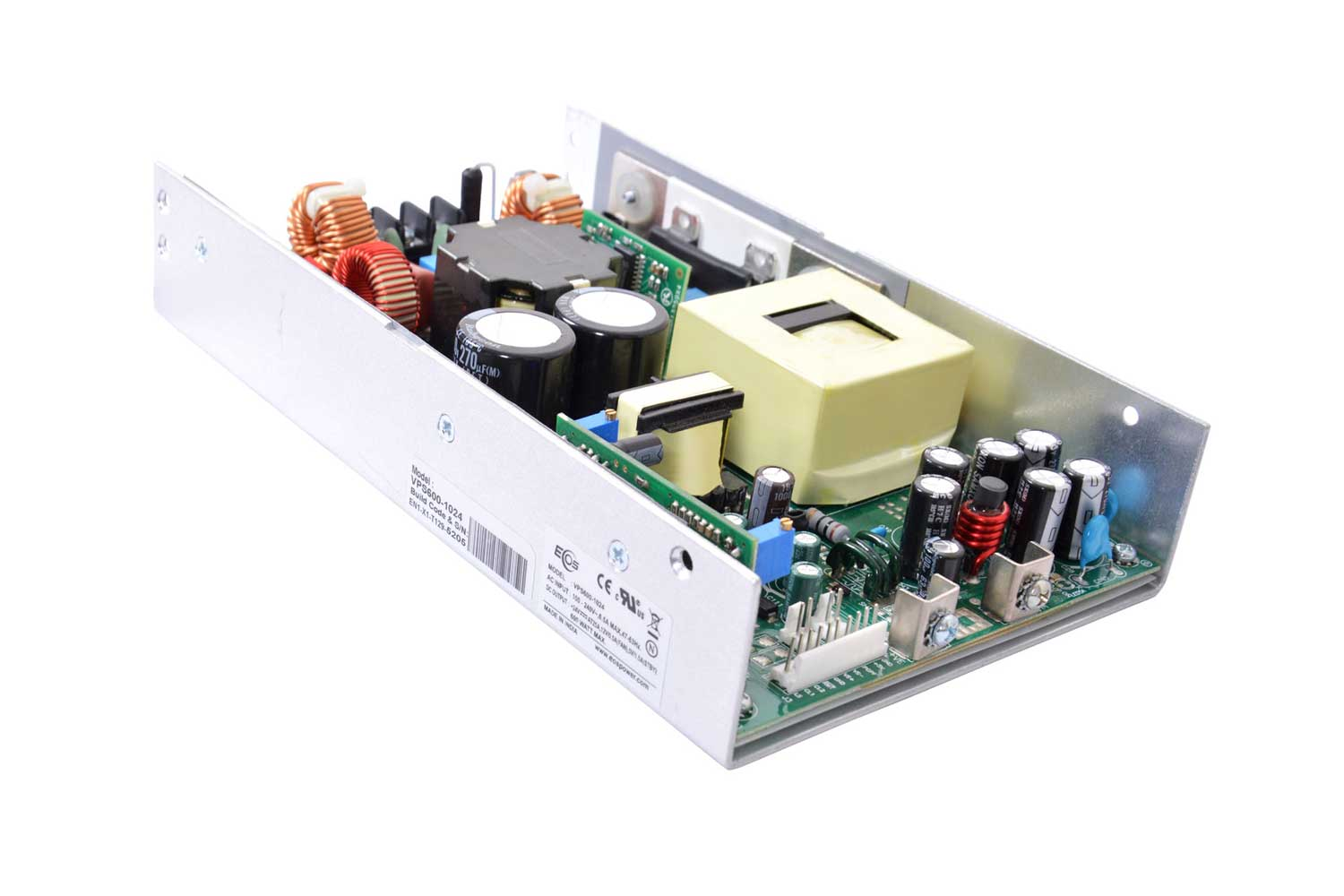 VPS 600 - Power Supply with Universal Input